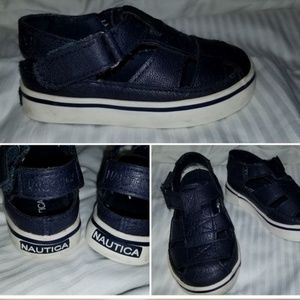 Nautica boy's shoes